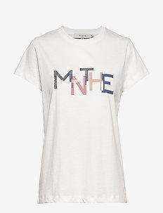 MOLDOVA - t-shirts - white