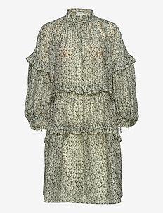 MAGGIE - korte kjoler - mint