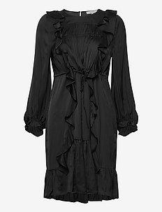 MORNING - robes courtes - black