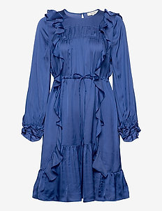 MORNING - robes courtes - blue