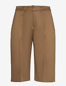 MIND - shorts casual - camel