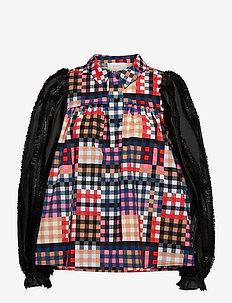 LIMA - blouses med lange mouwen - pink