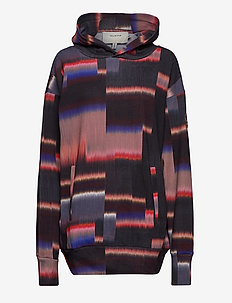 LEONORA - hoodies - red