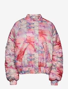 LAKEVILLE - bomber jakker - pink