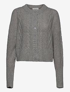 LIMIT - cardigans - grey