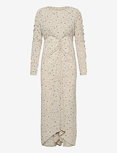 SPIROS - evening dresses - ivory