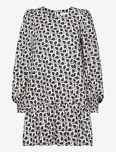 Sabel - short dresses - indigo