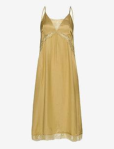 Uma - midi kjoler - yellow