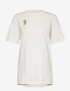ZIZILLIA – Munthe x Ella Karberg - t-shirts - white