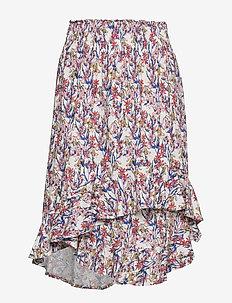 YVETTE - midi skirts - rose