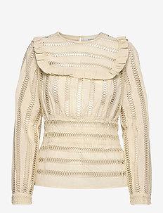 TALAVERA - long sleeved blouses - kit