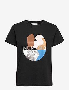 MUNTHE x BOOZT TINKERBELL - t-shirts - black