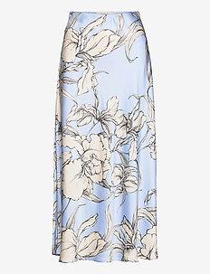 TACUBA - maxi skirts - ice blue