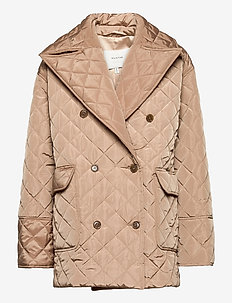 TORENA - quilted jackets - camel