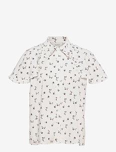 PADUA - chemises en jeans - white