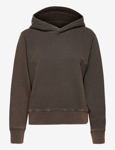 RANJI - sweatshirts & hættetrøjer - chocolate
