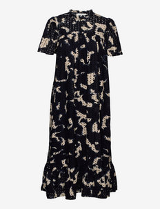 RELIZ - vasaras kleitas - navy