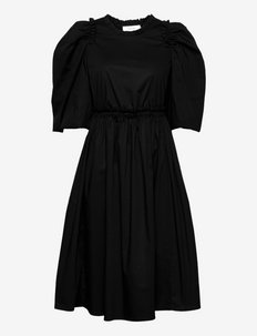 ROVER - vasaras kleitas - black
