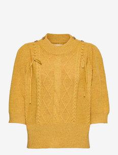 RASBERRY - blouses met lange mouwen - lemon