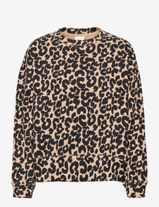 KELLY-LE - blouses met lange mouwen - camel