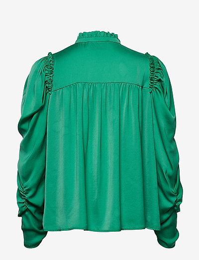 Munthe Umbrella- Blusen & Hemden Green