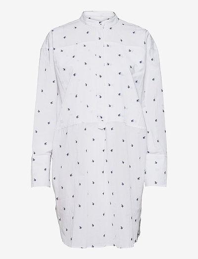 TYPE - midi dresses - white