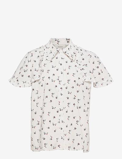 PADUA - denim shirts - white
