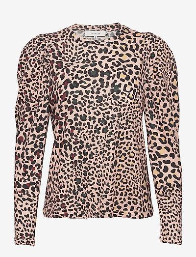 PATIALA - blouses à manches longues - skin