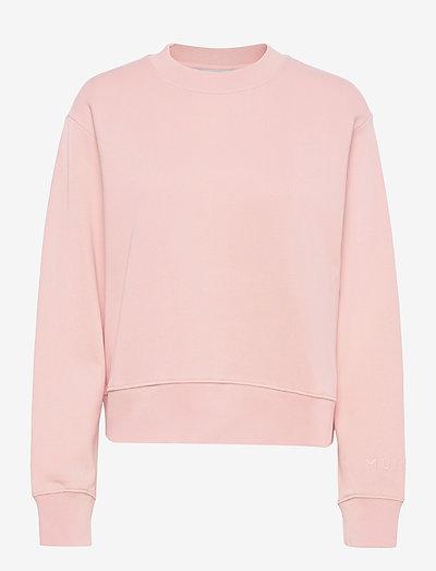 POWELL - sweatshirts & hoodies - rose