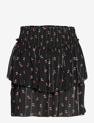 PALANPUR - jupes courtes - black