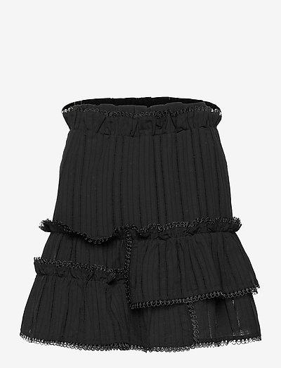 PESCARA - short skirts - black