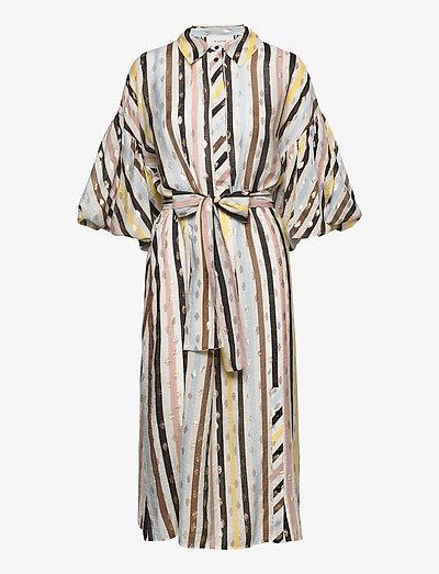 PALMETTO - robes d'été - white