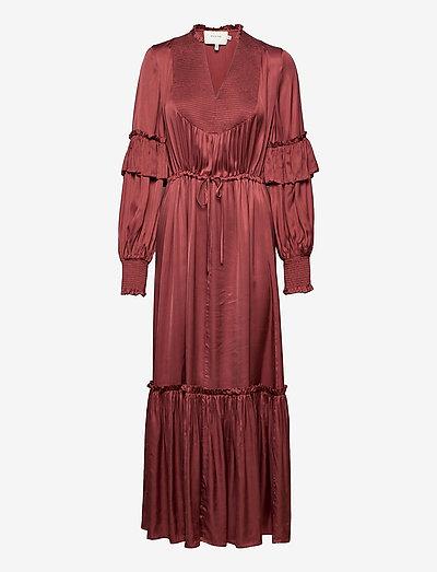 PETUNIA - summer dresses - sienna