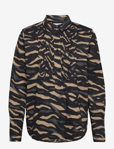 RAMA - blouses à manches longues - caramel