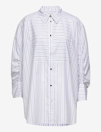 ROBERTA - chemises à manches longues - white