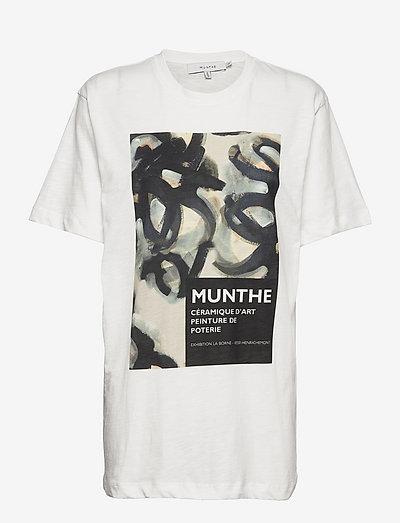ROBIN - t-shirt & tops - white