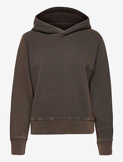 RANJI - sweatshirts & hoodies - chocolate
