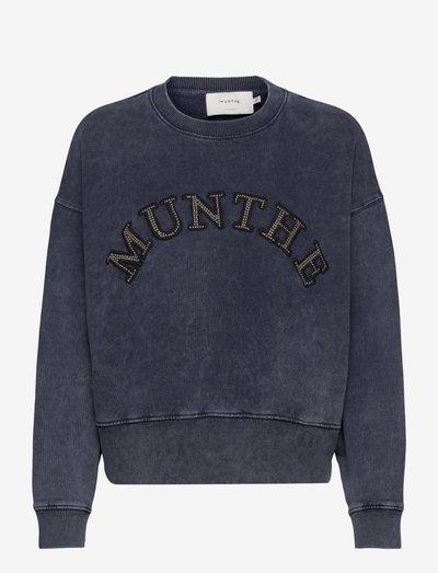 ROYAL - sweatshirts & hættetrøjer - indigo