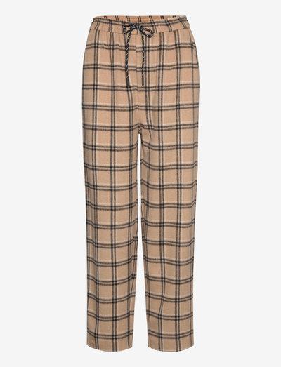 READ - pantalons casual - camel