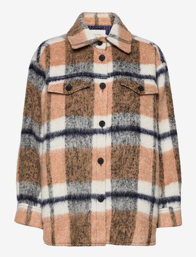 RELLINA - vestes d'hiver - caramel
