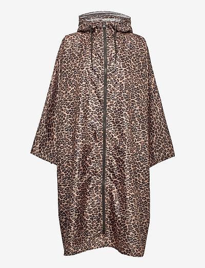 SCARLETT - manteaux de pluie - camel