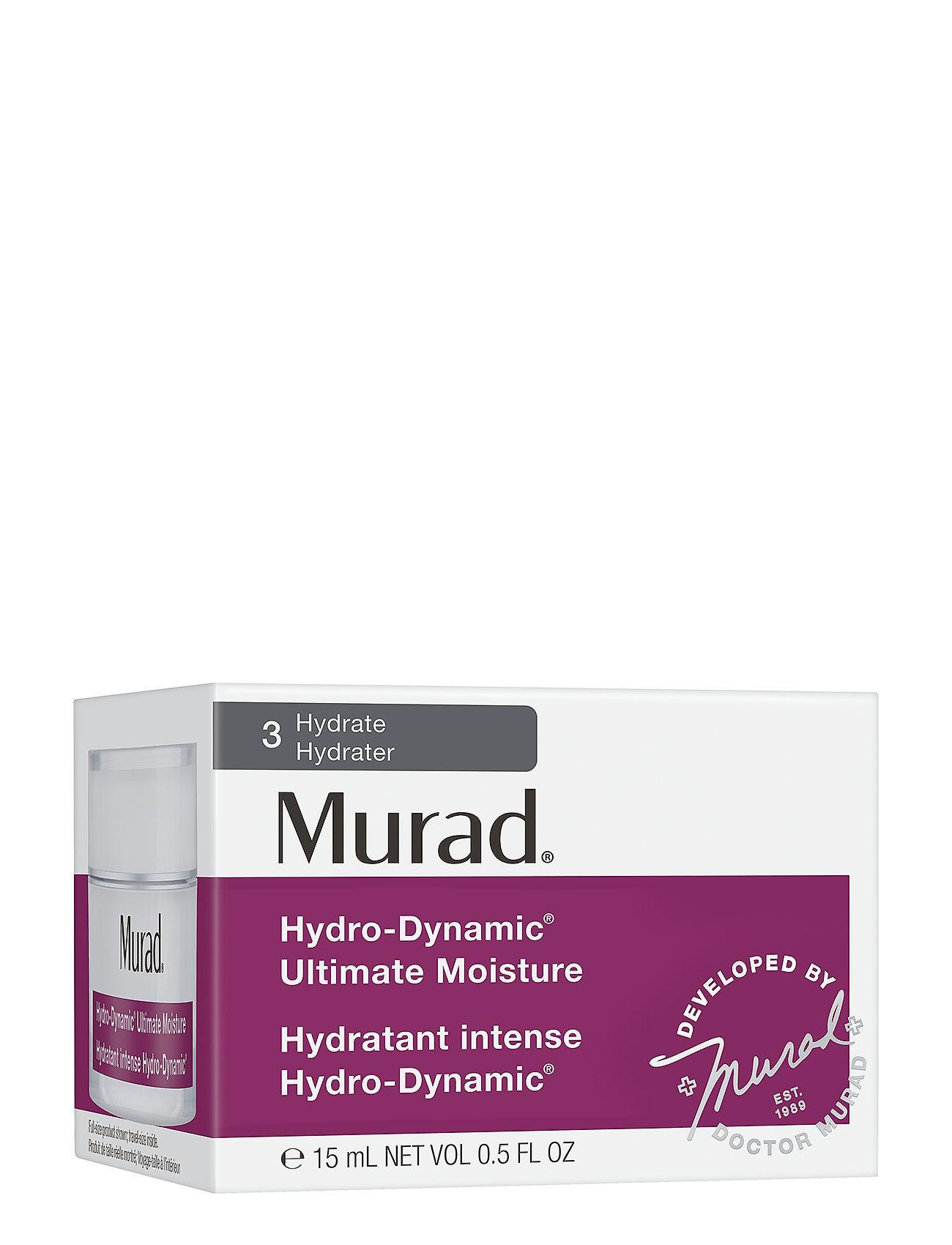 Murad Hydro-Dynamic Ultimate Moisture - NO COLOUR