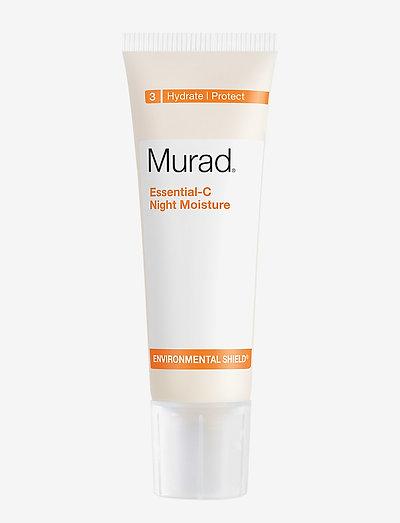 Murad E-Shield Essential-C Night Moisture - CLEAR