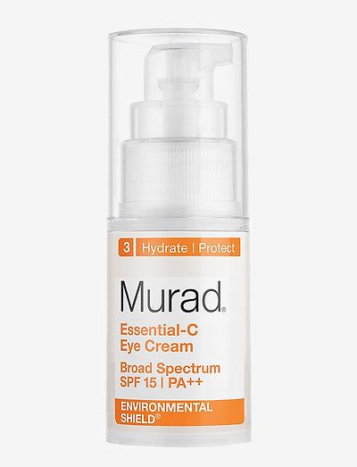 Murad E-Shield Essential-C Eye Cream SPF15 - Øjencreme - clear