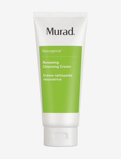 Murad Resurgence Renewing Cleansing Cream - rensemælk - clear