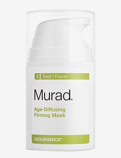 Murad Resurgence Age-Diffusing Firming Mask - ansiktsmasker - clear