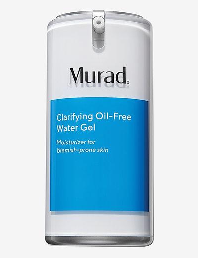 Clarifying Oil Free Water Gel - rensegel - clear