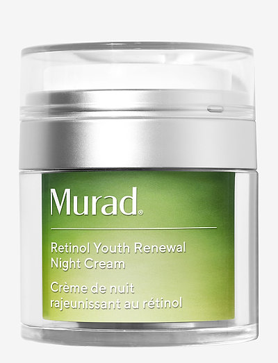 Retinol Youth Renewal Night Cream - nattkrem - clear