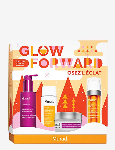 Glow Forward - gavesett - clear