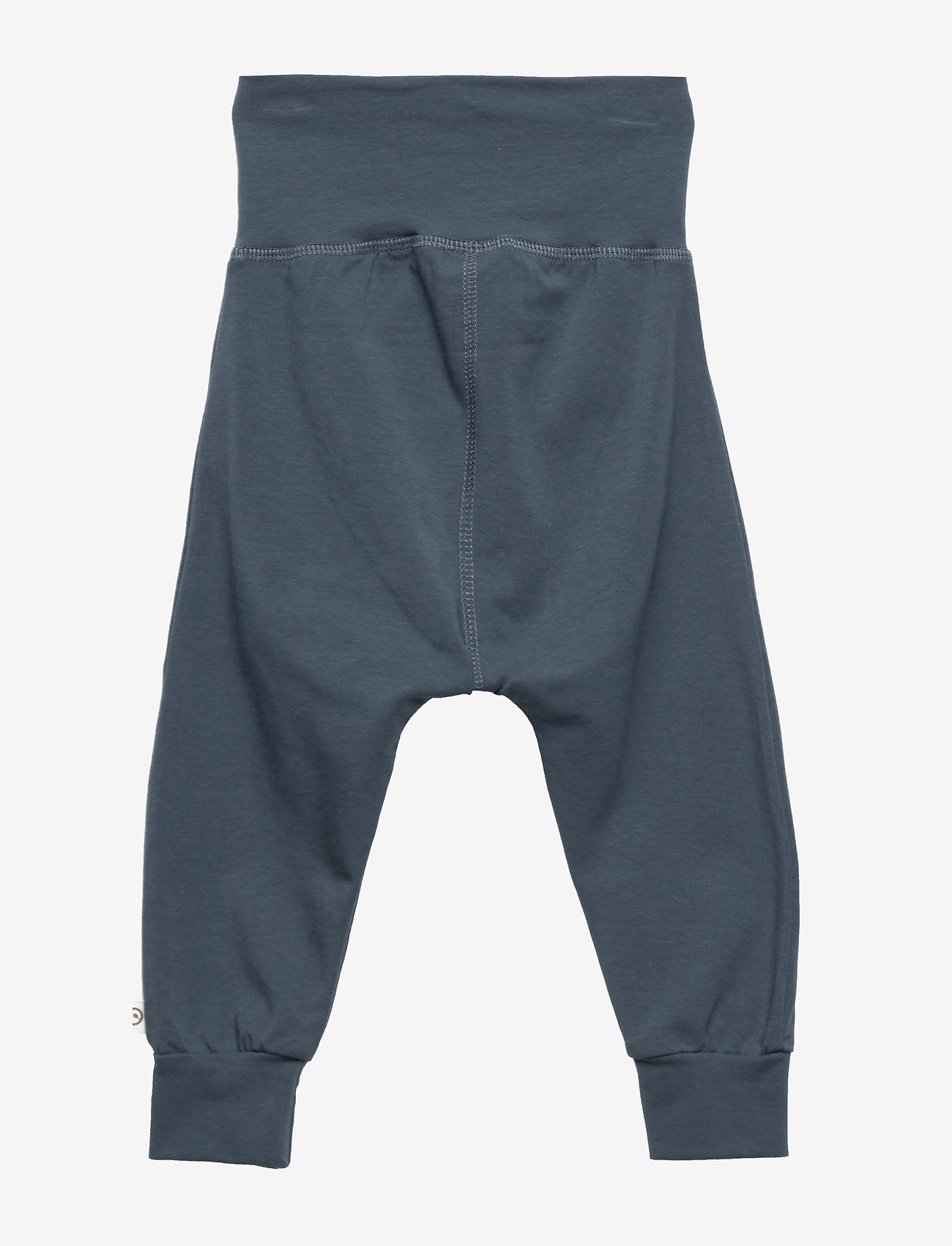 Müsli by Green Cotton - Cozy me pocket pants - trousers - midnight - 1